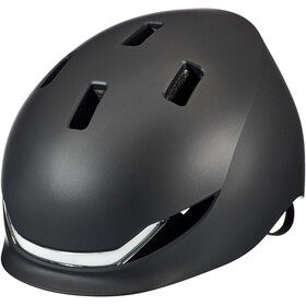 Lumos Street Helm, Charcoal Black
